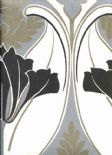 New Art Tulip Wallpaper 34 91 95 349195 By Casamance